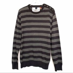 FRENCH CONNECTION Crew Neck 100% Cotton Sw…